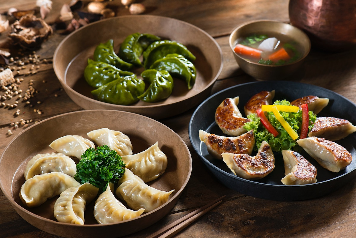 5 Types of Dumplings from Around the World