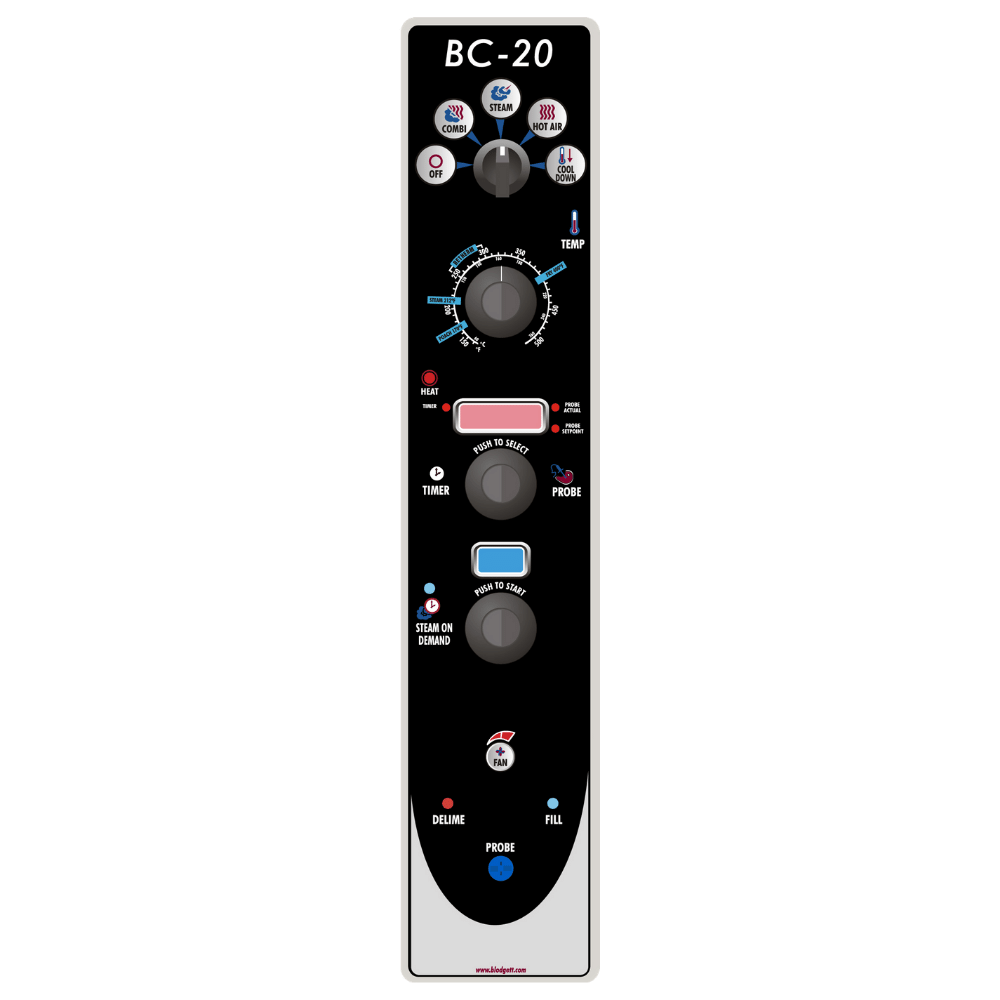 Controls - BC20 MANUAL