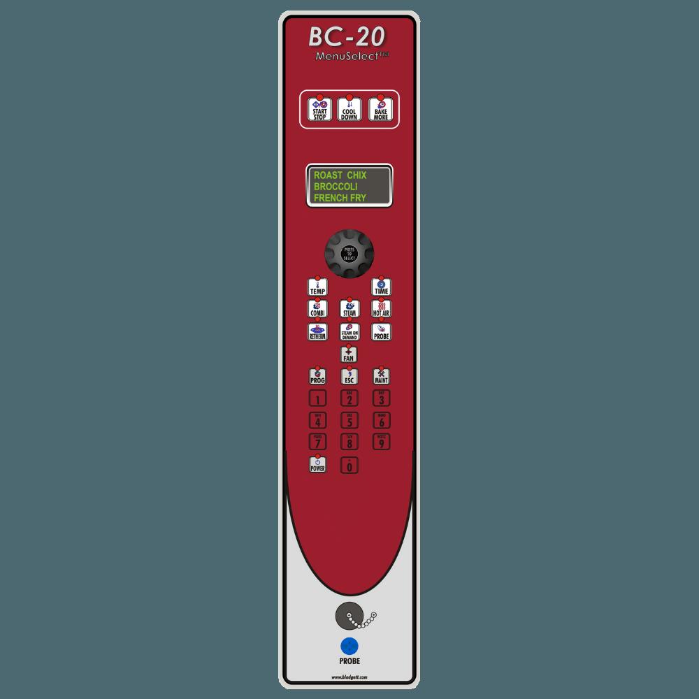 Controls - BC20 MS