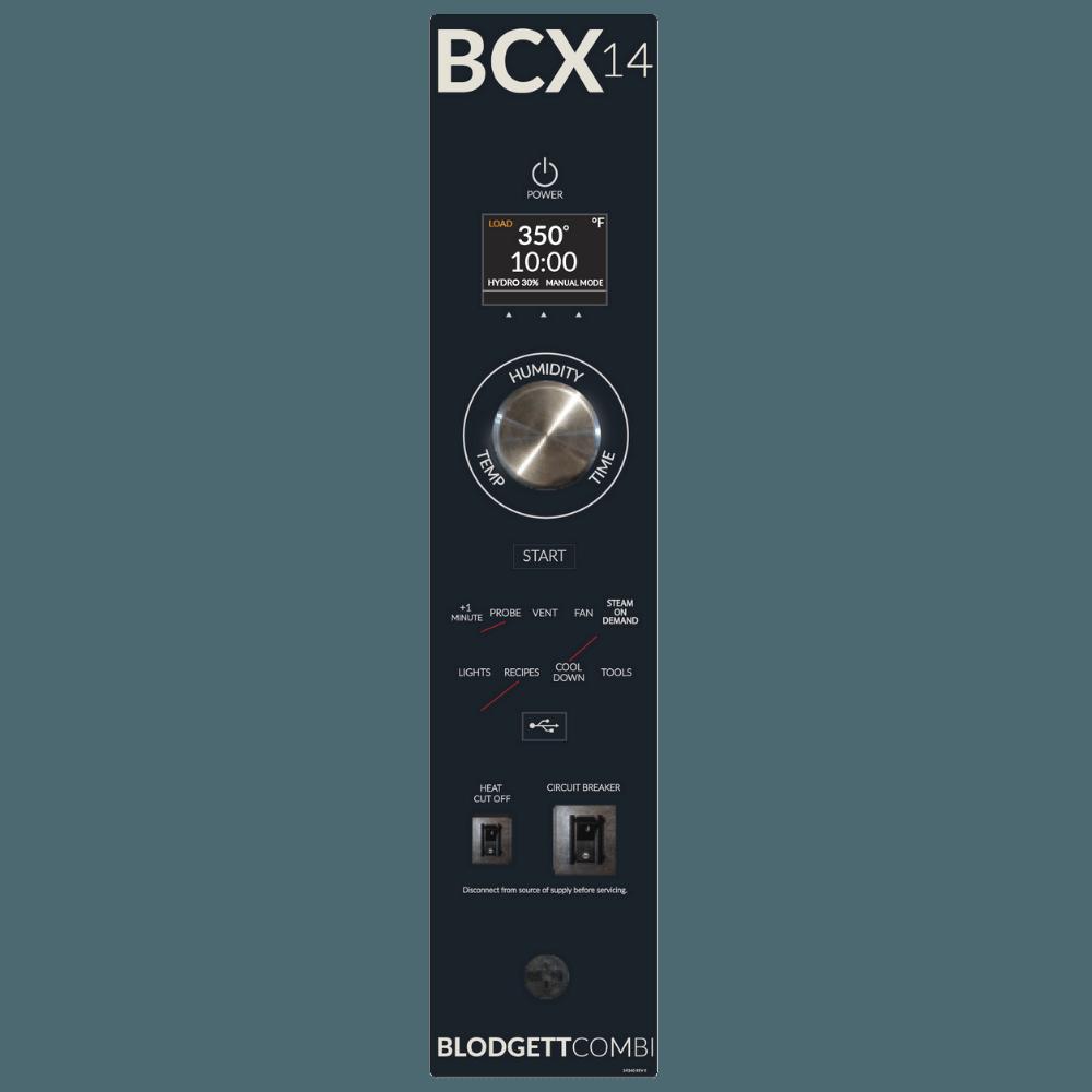 Controls - BCX 14 STANDARD