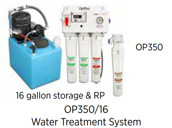 bc water treatment OP350