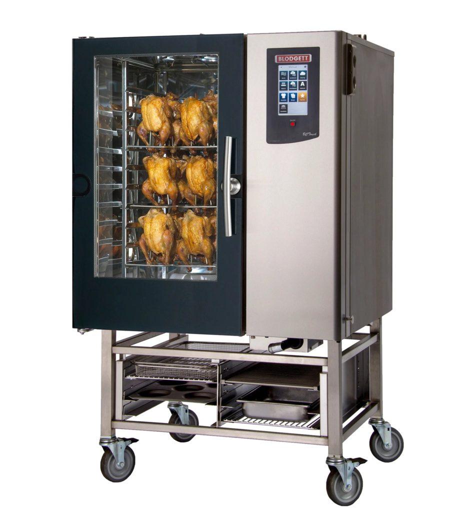 chicken oven